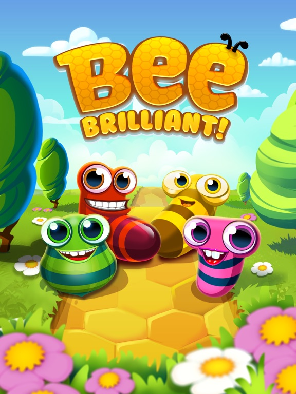 Игра Bee Brilliant