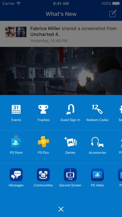 PlayStation App for Windows