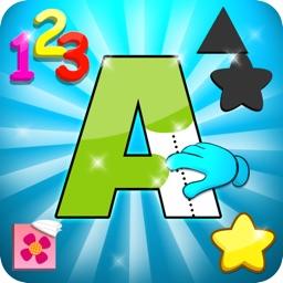 ABC Tracing Preschool Learning