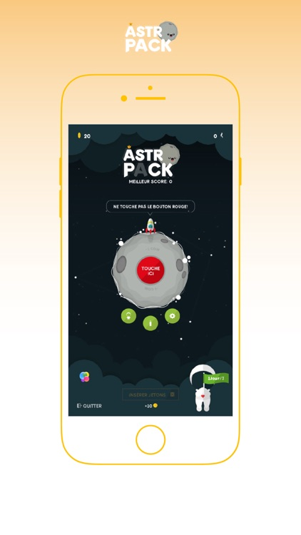Astropack Attack