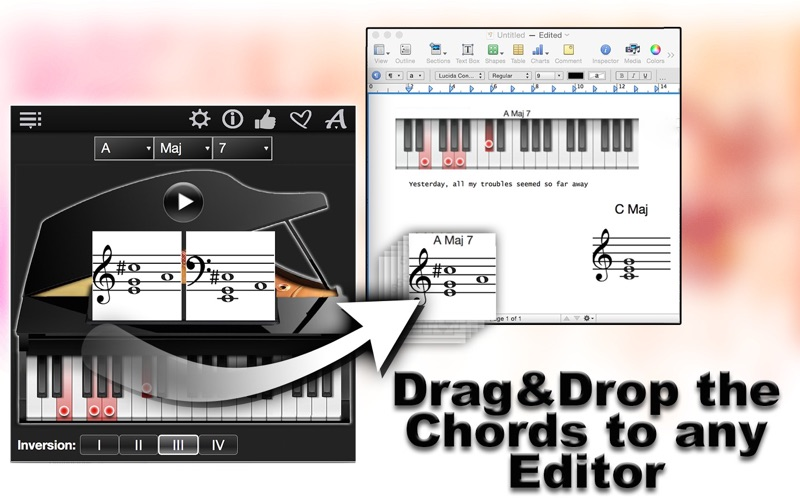 Piano Chords Compass App Price Drops