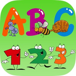 ABC 123 Phonics & Vocabulary