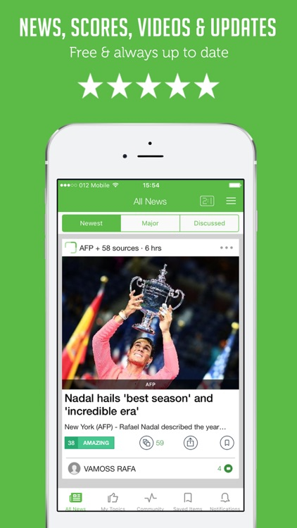 Tennis News Live