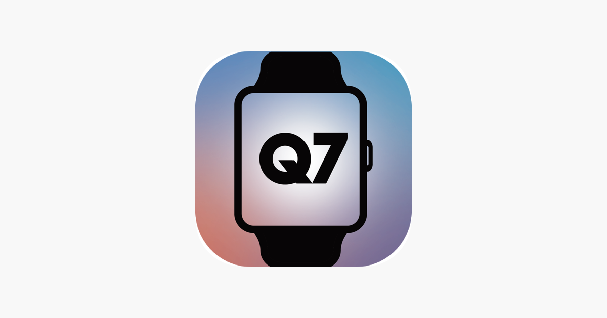 Q7 Smartwatch on the App Store