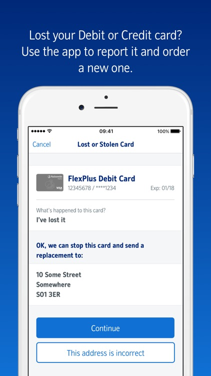 Nationwide Mobile Banking screenshot-4
