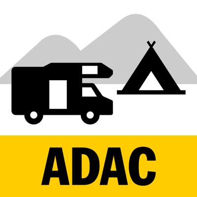ADAC Camping / Stellplatz 2018 app