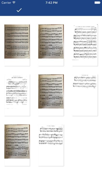 Notation Scanner - Music OCR screenshot-3