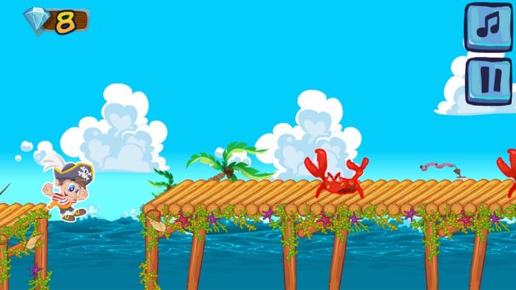 Pirate Kid Lite screenshot-4