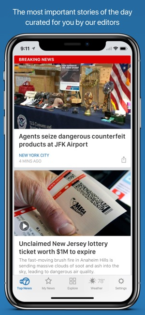 WABC Eyewitness News on the App Store