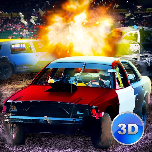 Extreme Derby Destruction Full icon
