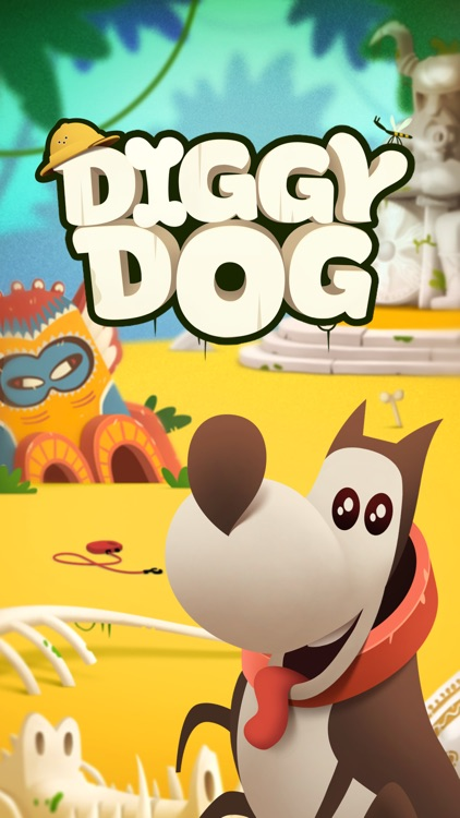 My Diggy Dog: adventure game screenshot-4