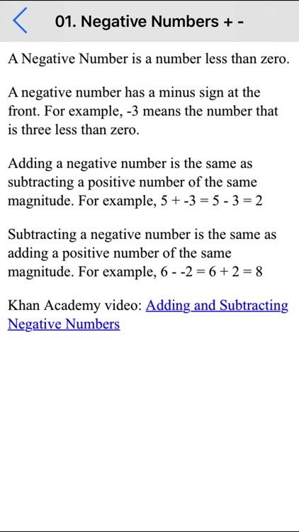 Middle School Math 7th Grade screenshot-4