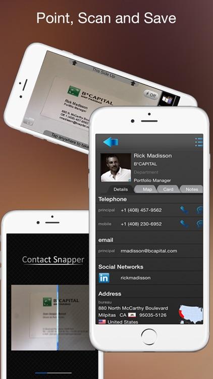 Contact Snapper