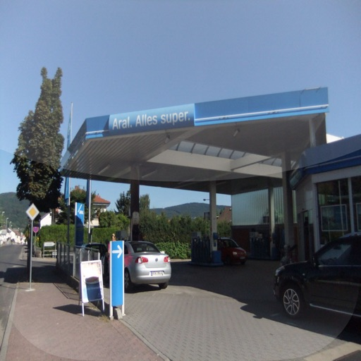 Aral Tankstelle Horvath