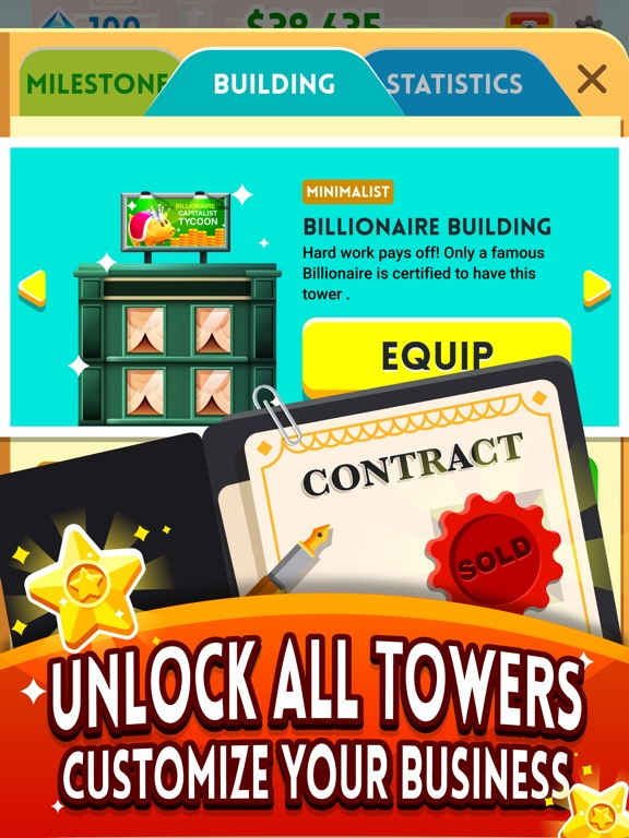 Screenshot #5 for Cash, Inc. Fame & Fortune Game