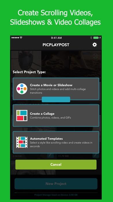 PicPlayPost - Video Editor for Windows