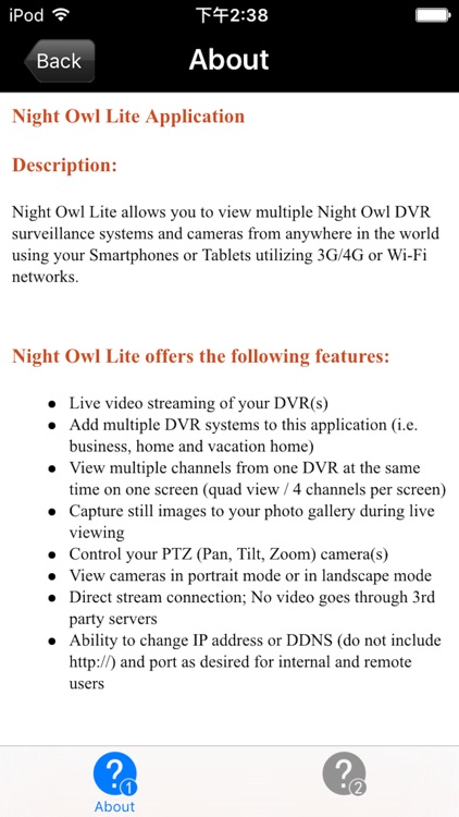 Night Owl Lite screenshot-4