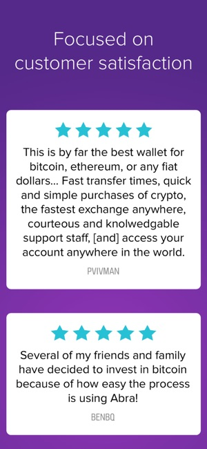 Abra Bitcoin Review How Is Ethereum Sold