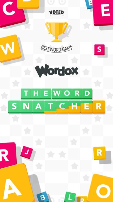 Wordox - Multiplayer word game Скриншоты5