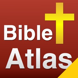 179 Bible Atlas Maps with Commentaries Easy