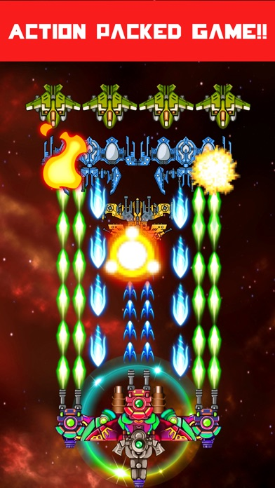 Download Galactic Fighters for Pc