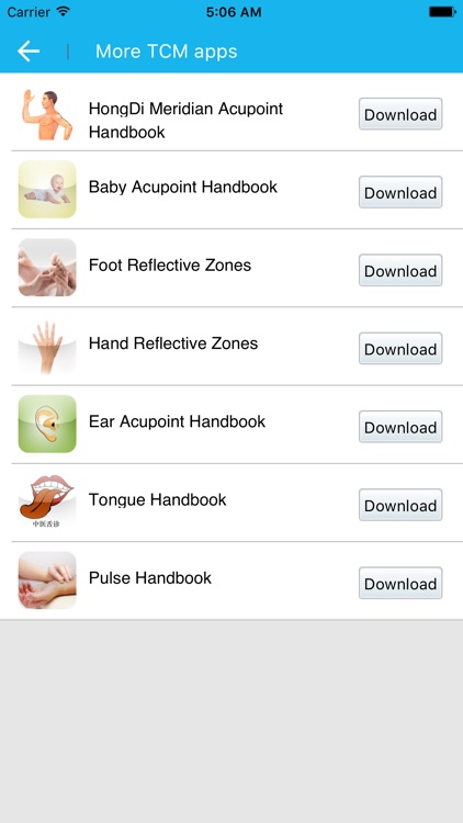 Tongue diagnosis handbook screenshot-4