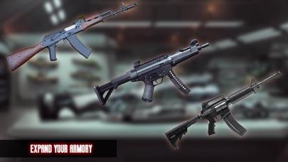 Grim Zombie Hunter:  Survival screenshot three