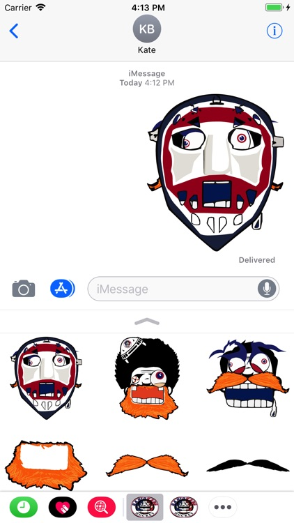 Rabid Habs Stickers screenshot-0