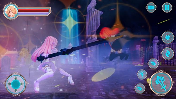 Soul Goddess- Hero Battle 2018 screenshot-7