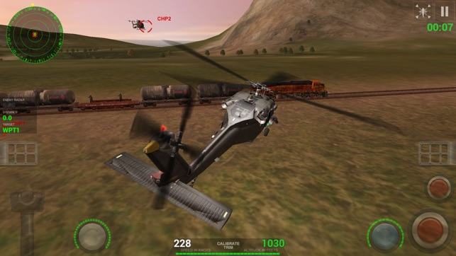 Helicopter Sim Hellfire on the App Store