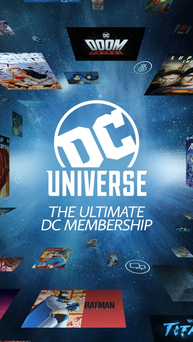 DC UNIVERSE INFINITE screenshot 1