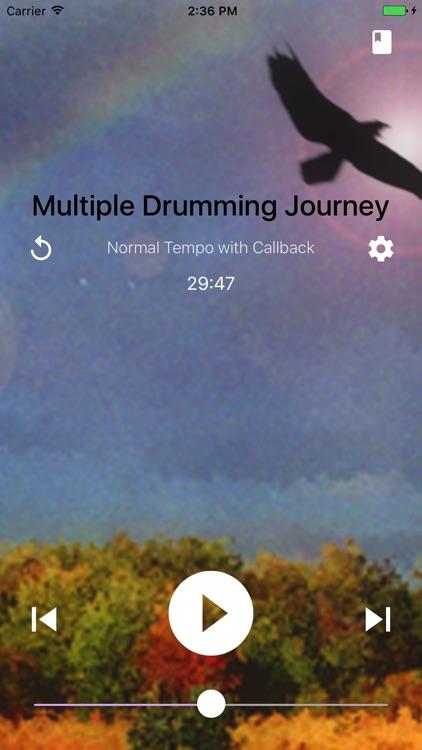 Shamanic Journey Drumming - Frauke Rotwein