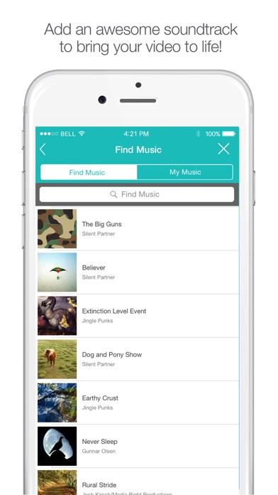 download Lomotif - Montage de vidéos mu apps 4