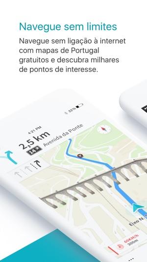 mapa de espanha para tmn drive MEO Drive on the App Store mapa de espanha para tmn drive