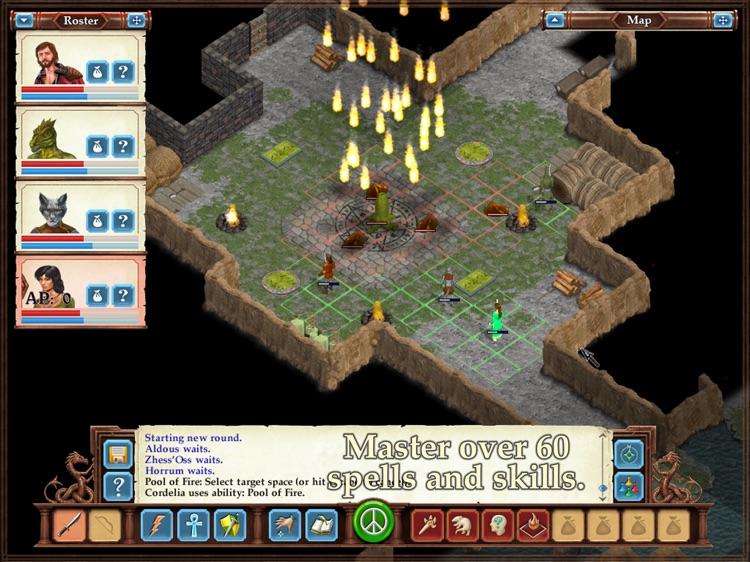 Avernum 3: Ruined World HD screenshot-5