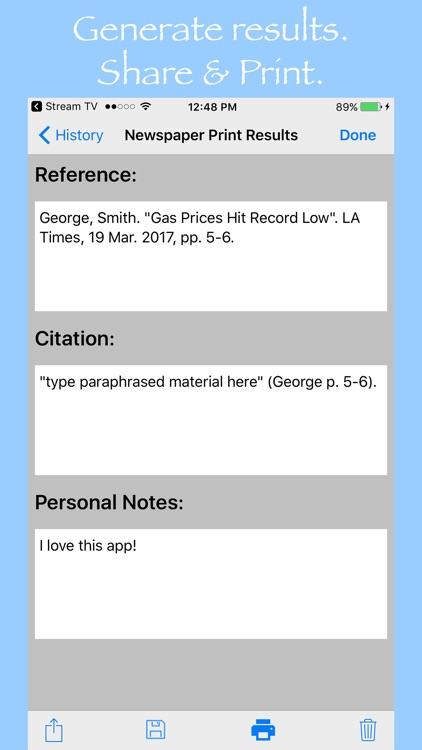 Online MLA Citation Generator Free - blogger.com