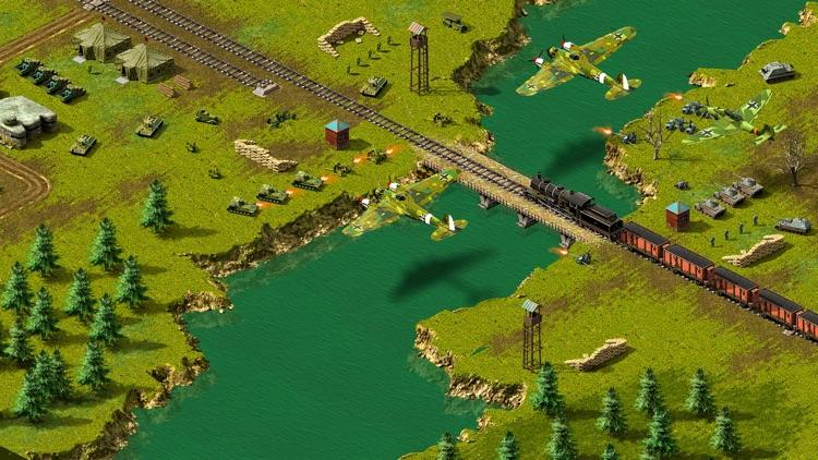 WW2: real time strategy game screenshot-0
