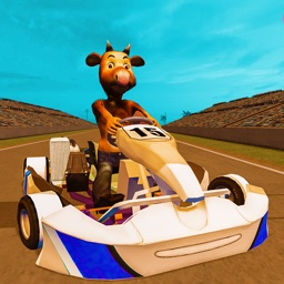 Mad Animal Karting Simulator