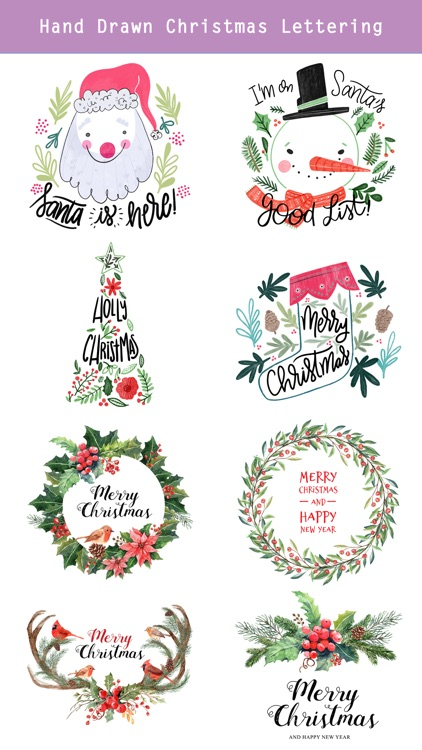 Fairytale Christmas Stickers screenshot-3