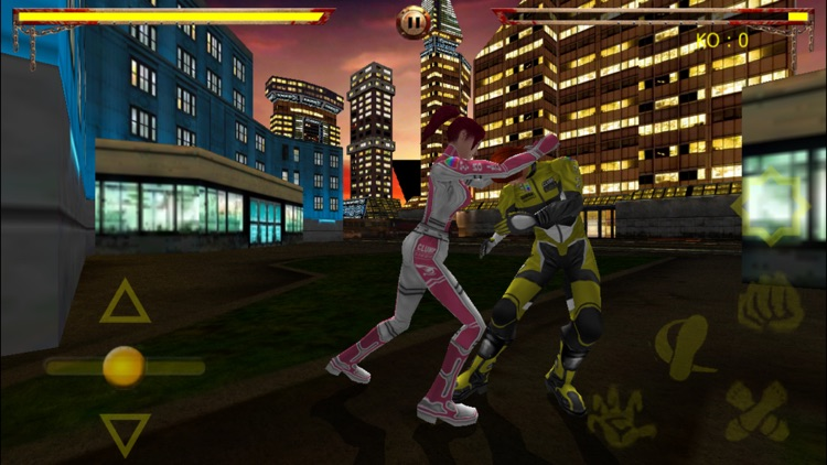 Fighting Tiger screenshot-4