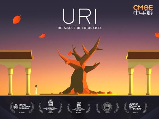 Uri: The Sprout of Lotus Creek на iPad