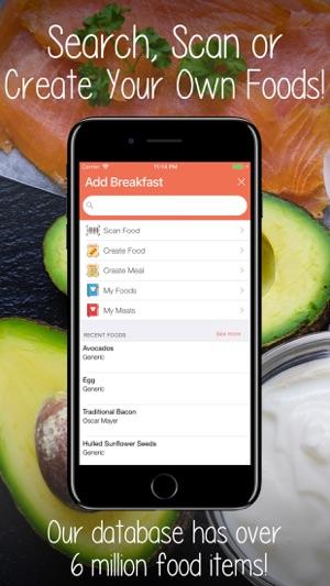 Low Carb: Keto Diet App Screenshot