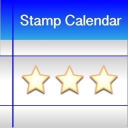 習慣化カレンダー「スタンプカレンダー」
