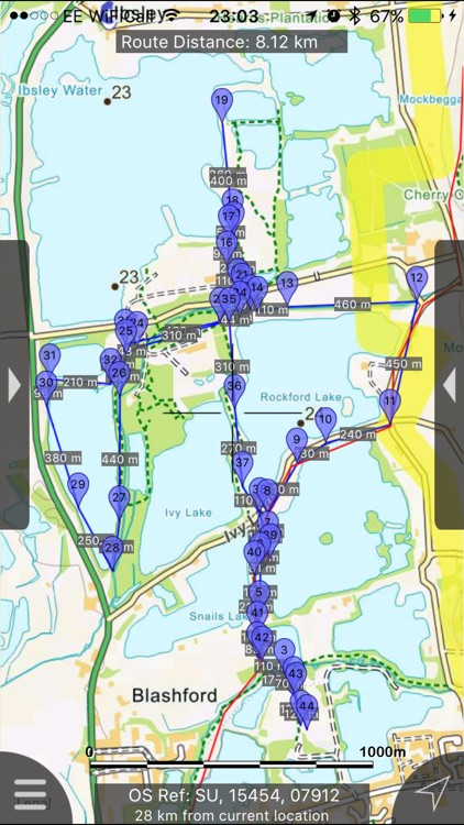 New Forest Maps Offline screenshot-0