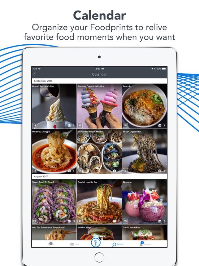 yummi ultimate foodie app on the app store