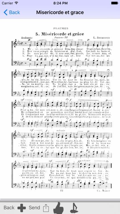 Christian music Score Premium screenshot-4
