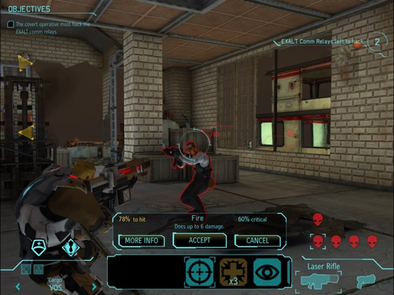 Screenshot #4 for XCOM®: Enemy Within