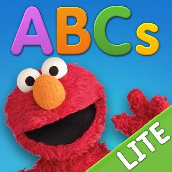 Elmo Loves ABCs Lite Logo