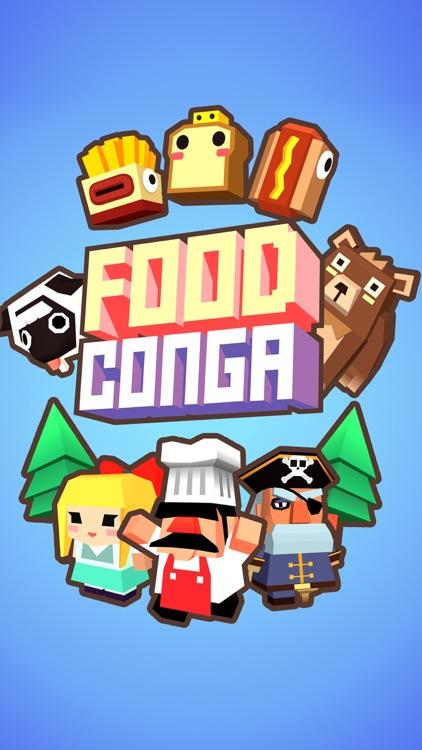 Food Conga screenshot-4
