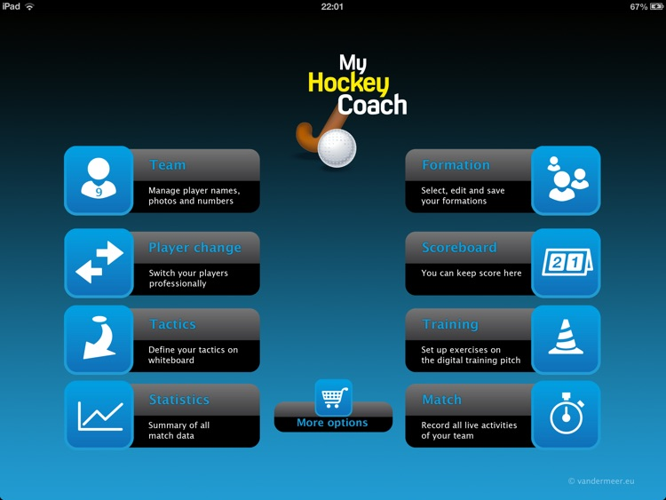 My Field Hockey Coach Pro screenshot-0